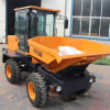 Garbage Transfer Truck 3.0ton Hydraulic Mini Site Dumper