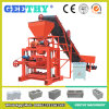 Qtj4-35b2 Semi Automatic Concrete Block Making Machine