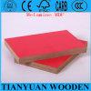High Density Wood Fiber One Side Melamine MDF Board