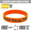Free Design High Quality Silicone Sports Bracelets Balance Wristband