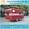 Comfortable and Beautiful Jiejing Made Caravan Mobile Food Truck
