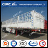 13000mm H550 High Tensile Steel Double-Stake Trailer