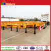 ISO Standard Gooseneck 40ft Skeletal Container Semi Trailer