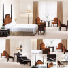 High Quality Wooden Frame China 5 Star Hotel Bedroom Furniture