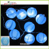 "3"" Paper Lantern String Light Garland Lighting Decoration"