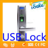 Mortise Euro Style Fingerprint Code Digital Safe Door Lock (LA401)