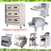 Commercial Electric or Gas Complete Set of Bakery Equipment