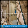 Natural Emperador Marble Floor or Wall for Hotel Bathroom Project