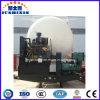 Low Density Powder Material Transport Tank Truck Semi Trailer