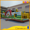 Zoo Theme Inflatable Obstacle Course Playground for Kids (AQ01139)
