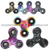Ready Stock Plastic Hand Spinner for Tri Fidget Spinner Toy