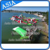 Inflatable Floating Water Park, Aqua Fun Park for Beach