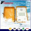 IP Outdoor Telephone Slim Corded Telephone Knsp-13 Heavy Duty Telephone