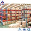 Multi-Level Industrial Palet Shelves for Warehouse