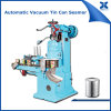 Automatic Milk Powder Can Nitrogen Flushing Seaming Machine