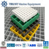 FRP GRP Fiberglass Mesh Flat Grating for Drain Grating Covers