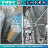 12000 Tons Coke Storage Silo Fly Ash Storage Steel Silo