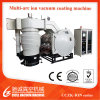High Quality Stainless Steel Products Titanium Gold PVD Coating Machine