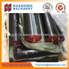 Flexible Belt Conveyor Steel Impact Flat Rubber Return Roller
