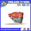 Horizontal Air Cooled 4-Stroke Diesel Engine R180 for Machinery