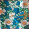 Various Color Printed Microfiber Peach Skin for Beach Shorts of Kids Child Children