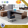 25mm Thickness Office Desk Cheap Price Executive L Shape Office Table (NS-ND073)