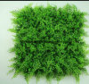 Vertical Grass Wall Plastic Covering Panels for Garden Fence Decoration