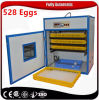Automatic Solar Power Poultry Goose Eggs Incubator with Ce Approved