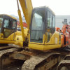 Yellow-Coat Crawler Japan Backhoe Used 1.0cbm/22ton Hydraulic Komatsu PC220-7 Excavator