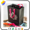 Black Craft Paper Bag and Brown Kraft Shopping Bags