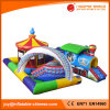 2017 New Inflatable Bouncer Jumping Castle Entertainment (T6-301)