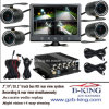 New Bus Truck Van 360 Degree video Recorder DVR Black Box (with night vision)