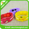 Soft PVC Rubber Bracelet Gifts for Kids