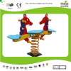 Kaiqi 2 Person Cute Animal Themed Rocking Spring Rider for Playground - Horse (KQ50161H)