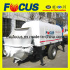 Diesel Engine Trailer Concrete Pump for Sale (HBTS30.13.130R)