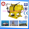 50kn Boat Air Winch for Barging with Remote Control