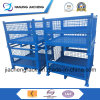Popular Foldable and Stackable Steel Stillage with Powder Coated