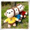 Monkey Plush Toys Pendant for Promotion
