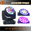 RGBW Color Changing DJ LED Moving Wash Lights