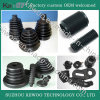 NBR Cr Nr EPDM Silicone Viton FKM Rubber Bellows