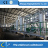Waste Tire Pyrolysis Plant and Oil Extraction