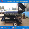Small Gold Panning Equipment, Gold Trommel Screen for Chile