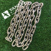 DIN766 Stainless Steel 304/316 Welded Link Chain for Marine