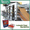 High Efficiency Intelligent Paper Bag Making Machine