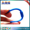Custom Writable RFID Silicone Laundry Tags with Mini Wire Shape