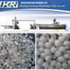 Tse-75b EVA Hot Melt Adhesive Capacity 400-500kg/H Underwater Pelletizing Plastic Extruder