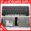 Teclado Spanish Keyboard 6720 6720s 6520s Sp Black