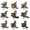 2014 New Cheap Damascus Steel Tattoo Machine Gun
