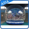 Huge Christmas Inflatable Photo Snow Globe for Festival and Decoration