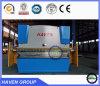 WE67K-80X2500 CNC Hydraulic Press Brake and Bending Machine